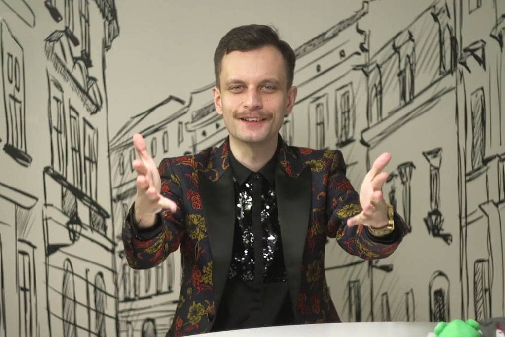 Miron Szmytkiewicz Imperator telemarketingu Akademia Contact Center